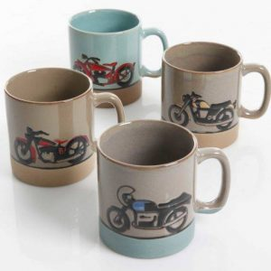 Gibson Motorcycle Coffee Mugs