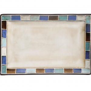 Gibson Elite Casa Azul Serving Platter