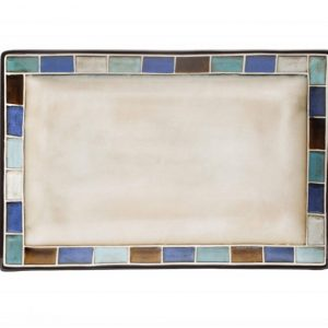 Gibson Elite Casa Azul Serving Platter