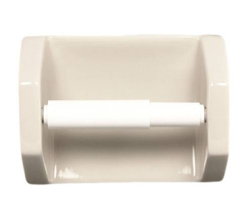bone ceramic toilet paper holder plum street pottery