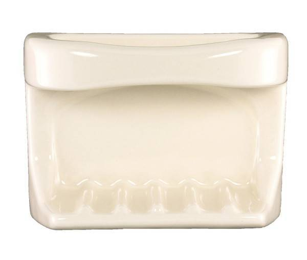 Bone Ceramic Soap Dish Lenape Proseries Plum Street