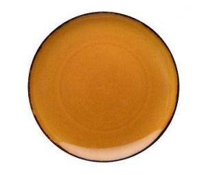 D&V Fortessa Spice Saffron Dinner Plate