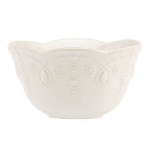Lenox French Perle White Fruit Bowl