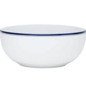 Dansk Dinnerware Bistro Christianshavn Blue Serving Bowl