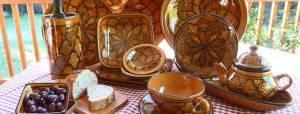 LeSouk-Ceramique-Honey-Earthenware-Dinnerware