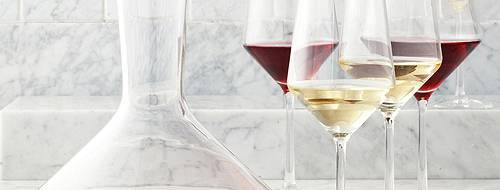 Schott Zwiesel Wine Glasses and Glassware