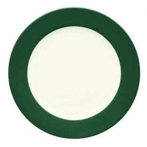 Noritake-Colorwave-Spruce-Rim-Dinner-Plate