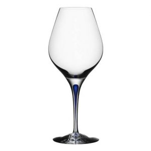 Orrefors Intermezzo Blue Aroma Wine Glass