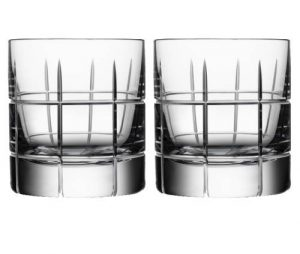 Orrefors-Street-Double-Old-Fashioned-Glasses