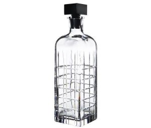 Orrefors-Street-Whiskey-Decanter