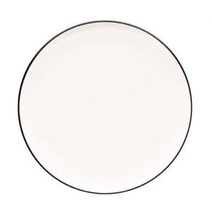 Noritake-Colorwave-Graphite-Coupe-Dinner-Plate