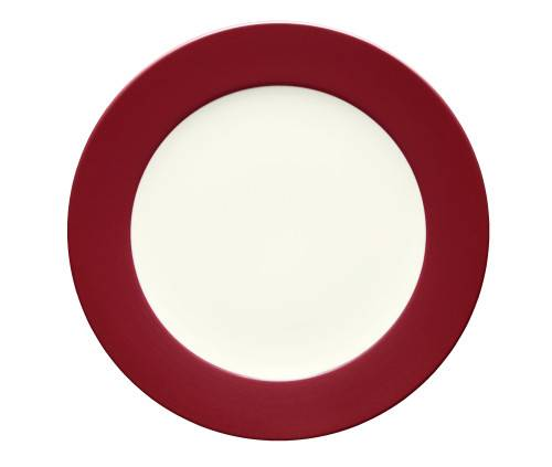 Rim Stoneware Serving Platter