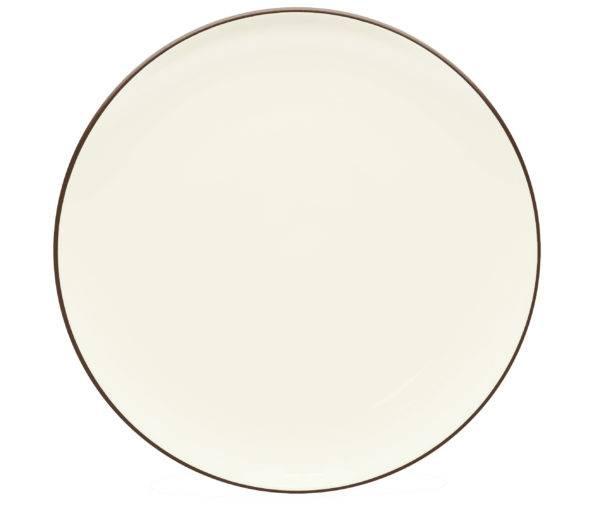 Noritake-Colorwave-Chocolate-Coupe-Dinner-Plate