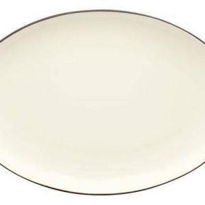 Noritake-Colorwave-Chocolate-Oval-Platter
