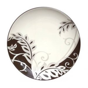 Noritake-Colorwave-Chocolate-Plume-Accent-Plate