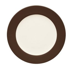 Noritake-Colorwave-Chocolate-Rim-Salad-Plate