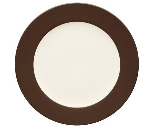 Noritake-Colorwave-Chocolate-Rim-Dinner-Plate