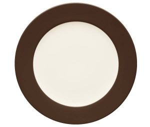 Noritake-Colorwave-Chocolate-Rim-Round-Platter