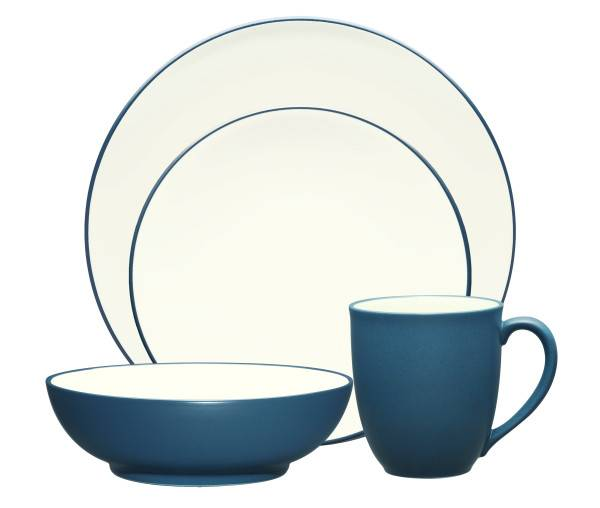 Noritake Colorwave Blue Dinnerware Collection Plum