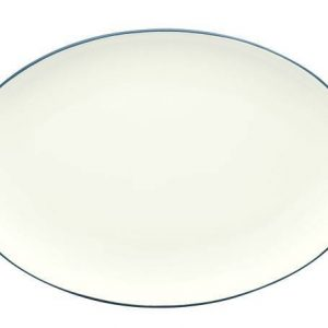 Noritake-Colorwave-Blue-Oval-Platter