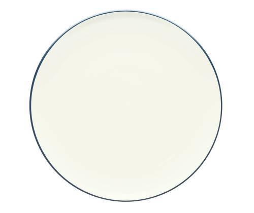 Noritake-Colorwave-Blue-Coupe-Round-Platter