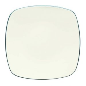 Noritake-Colorwave-Blue-Square-Dinner-Plate