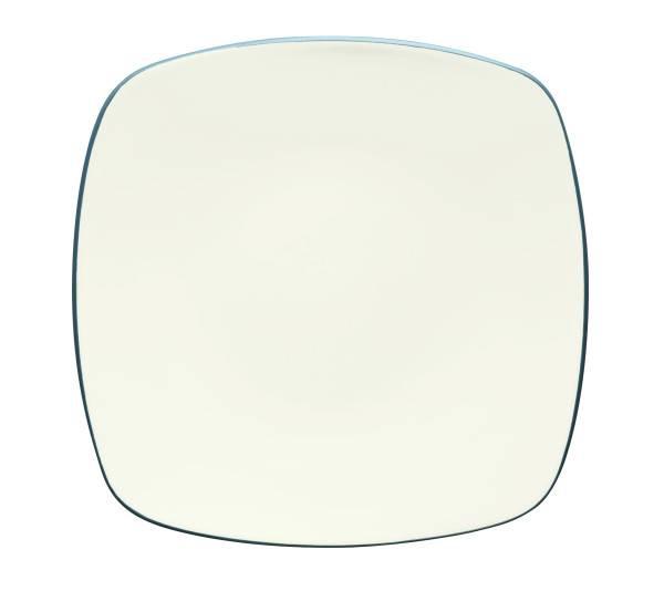 Noritake-Colorwave-Blue-Square-Dinner-Plate