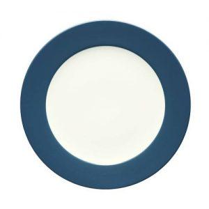 Noritake-Colorwave-Blue-Rim-Salad-Plate