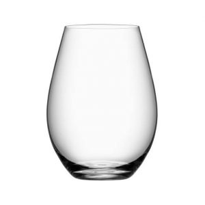 Orrefors More Stemless Wine Glasses