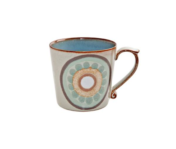 Denby Heritage Terrace Accent Mug Plum Street Pottery