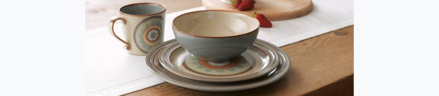 Denby Dinnerware Set Heritage Terrace