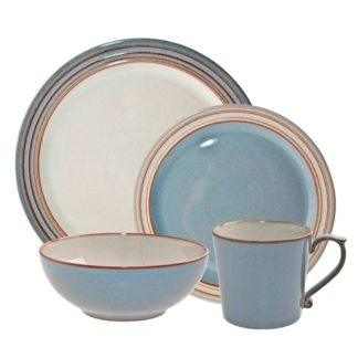 Denby Heritage Terrace 16-Piece Dinnerware Set