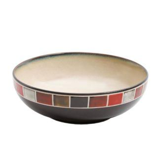 Gibson Casa Roja Serving Bowl