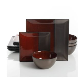 Gibson Decadence Dinnerware Set