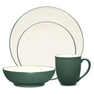 Noritake Colorwave Spruce Coupe 4-Piece Place Setting