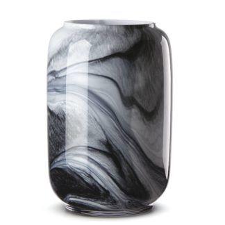 Lenox Brinton White Glass Vase
