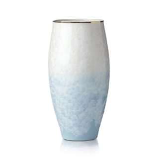 Lenox Glacia Large Porcelain Vase