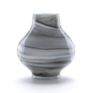 Lenox Novia Swirl Crystal Vase