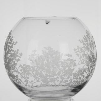 Orrefors Organic Medium Round Vase