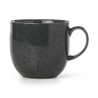 Dansk Raina Smoke Porcelain Mug