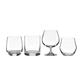 Lenox Tuscany Classic Assorted Whiskey Glasses - Set of Four