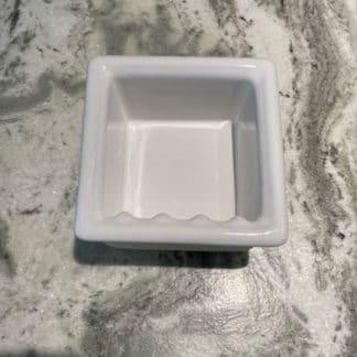 ACP Vintage Recessed Soap Dish