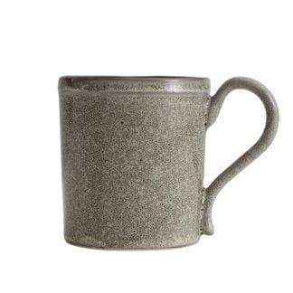 Fortessa STON Mist Porcelain Mug, 9 Ounces