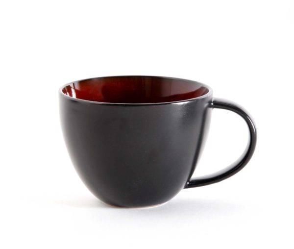 Gibson Elite Soho Lounge Red Latte Mug