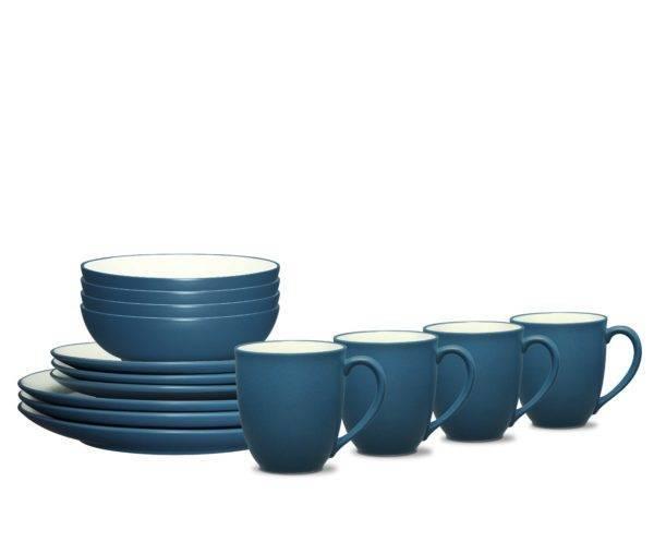 Noritake Colorwave Blue Dinnerware Sets