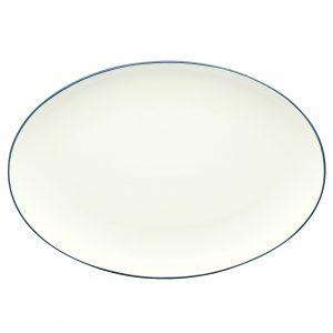 Noritake Colorwave Blue Serving Platter