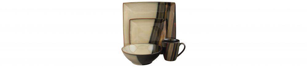 Sango Roma Sage Dinnerware Set | Plum Street Pottery