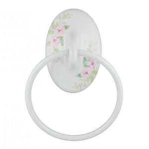 Lenape Classic Blossoms Towel Ring