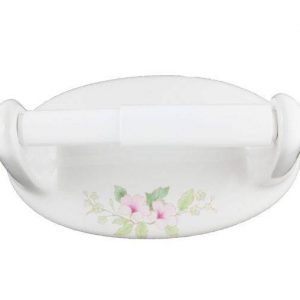 Lenape Classic Blossoms Toilet Paper Holder