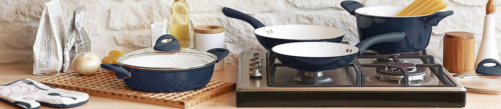 Beautiful durable cookware